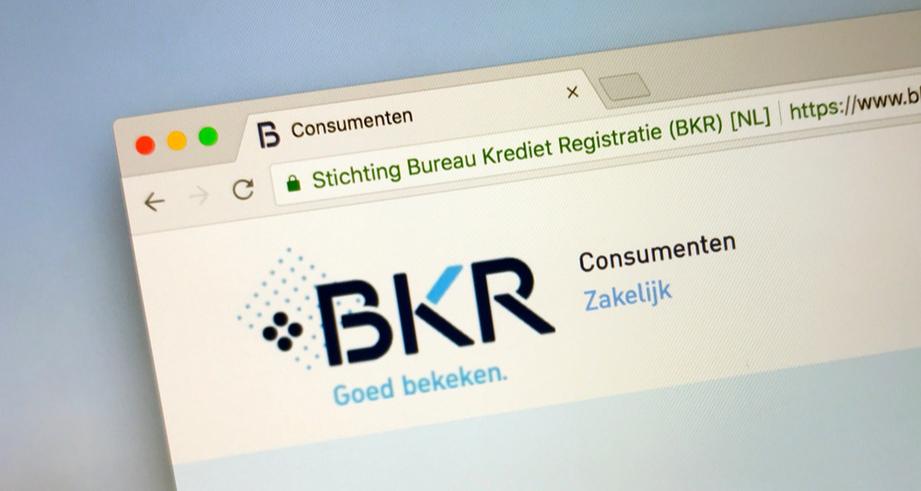 Hypotheek oversluiten met BKR registratie